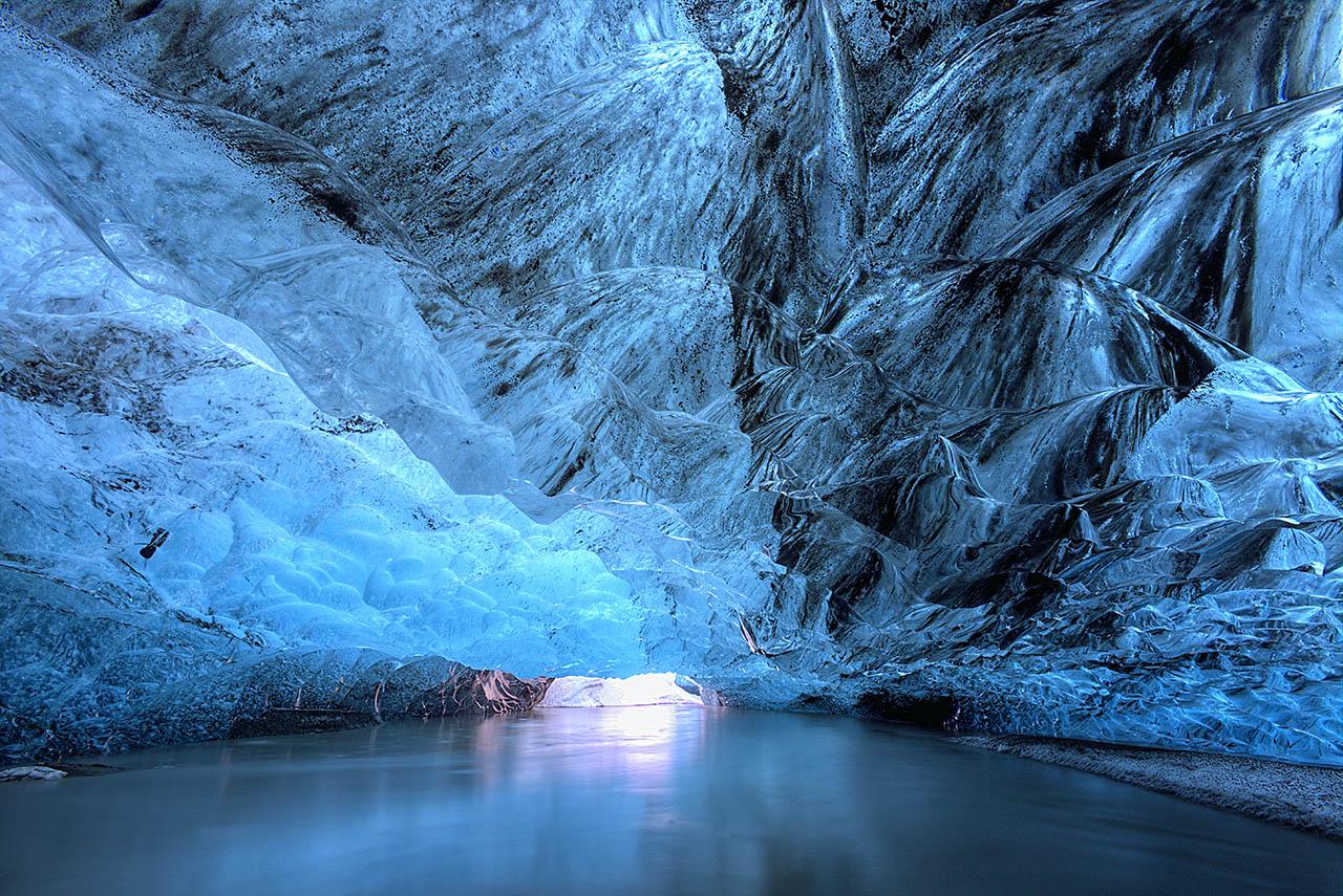 Jokulsarlon Glacier Lagoon - Nature Explorer Rainbow Northern Lights